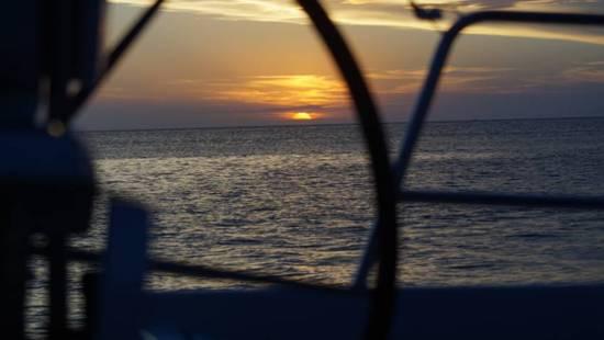 Puesta de Sol en Tarida