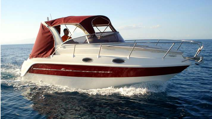 Italmar Cabin 23 navegando