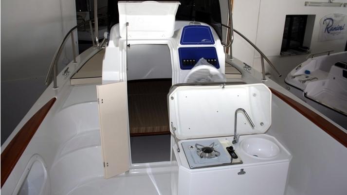Italmar 20 WA Cockpit